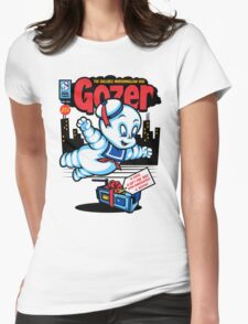 Gozer the Gullible God Womens Fitted T-Shirt