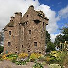 Claypotts Castle by Maria Gaellman