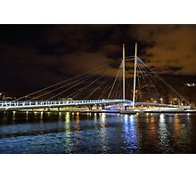 Ypsilon Bridge Photographic Print