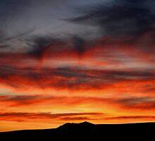 Winnemucca Sunset 2012 by DonActon