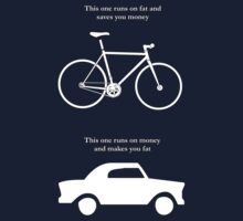 This one runs on fat and saves you money - Alt' graphic by Colin Wilson
