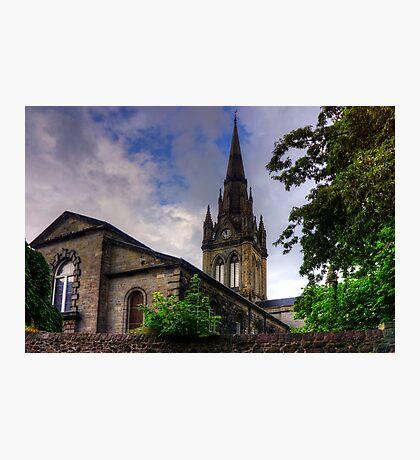 Kirk of St Nicholas Photographic Print