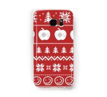 Sherlock Ugly Christmas Sweater Samsung Galaxy Case/Skin