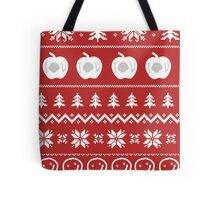 Sherlock Ugly Christmas Sweater Tote Bag