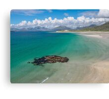 Luskentyre, Isle of Harris Canvas Print