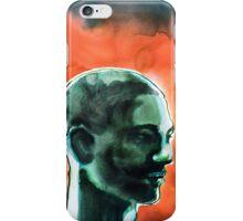Man Edge iPhone Case/Skin