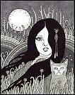 Luna by Anita Inverarity