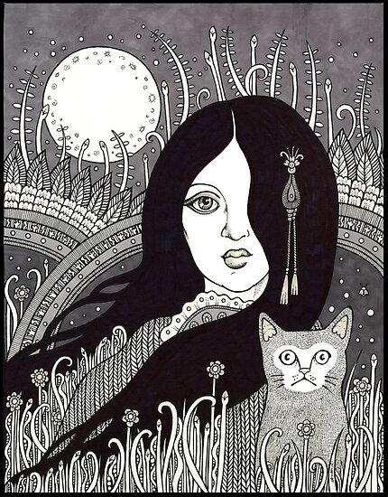 Luna by Anita Inverarity