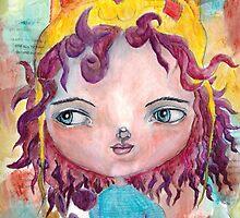 Inner Child - Lollipop Girl by Cosmopaws