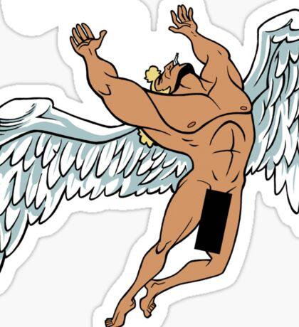 Brock Anthem Sticker