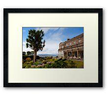 Bantry House & Garden Framed Print