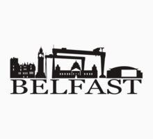 belfast city T-Shirt