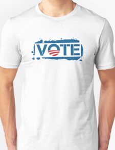 Vote Obama 2012 Women's T Shirt Unisex T-Shirt