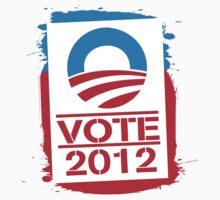 Vote Obama 2012 Women's T Shirt by ObamaShirt