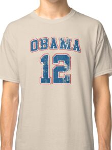 Retro Obama 2012 Women's Shirt Classic T-Shirt