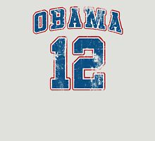 Retro Obama 2012 Women's Shirt Womens Fitted T-Shirt