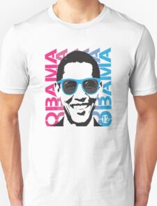 Cool Obama 2012 T Shirt Unisex T-Shirt