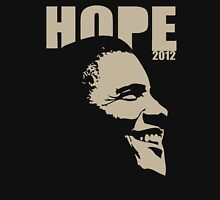 Obama Hope 2012 Women's Shirt Womens Fitted T-Shirt