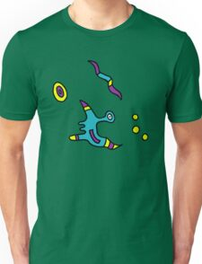 Cosmo-pong Unisex T-Shirt
