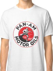 Pan Am Motor Oils T-shirt Reproduction Classic T-Shirt