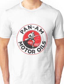 Pan Am Motor Oils T-shirt Reproduction Unisex T-Shirt