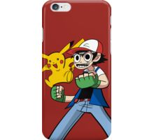 Ash Ketchum VS the World iPhone Case/Skin