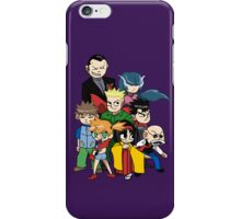 Ash Ketchum VS the World - Gym leaders iPhone Case/Skin