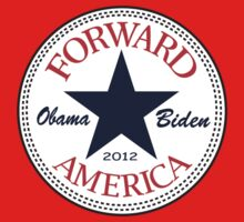 Obama Forward 2012 T Shirt by ObamaShirt