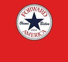 Obama Forward 2012 T Shirt Unisex T-Shirt