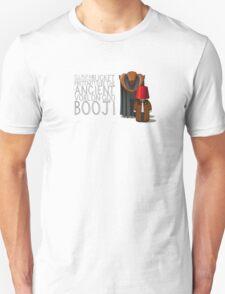 Vorlon God Booji 1 Unisex T-Shirt