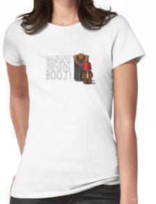 Vorlon God Booji 1 Womens Fitted T-Shirt