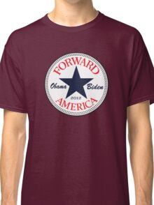 Obama Forward 2012 Women's T Shirt Classic T-Shirt