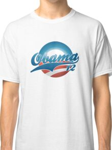 Vintage Obama 12 Women's Shirt Classic T-Shirt