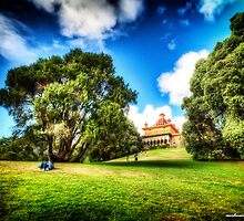 Garden of Stone - Sintra Monserrate by NSantos