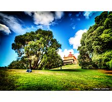 Garden of Stone - Sintra Monserrate Photographic Print
