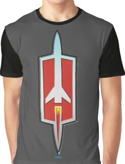 Olds' Cool Rocket Graphic T-Shirt