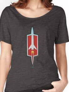 Olds' Cool Rocket Women's Relaxed Fit T-Shirt