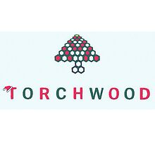 Christmas style Torchwood logo  by Katie358