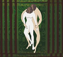 Naive Embrace by Dulcina