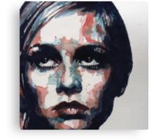 Sixties Sixties Sixties.......Twiggy Canvas Print