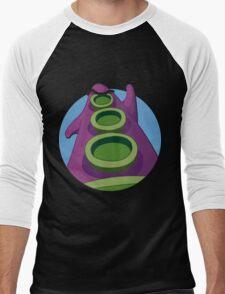 Take on the world! Men's Baseball ¾ T-Shirt