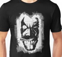 Lobo (w/ Grunge Background) Unisex T-Shirt