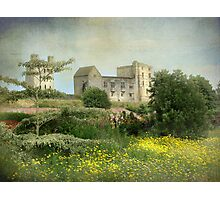 Helmsley Castle Photographic Print