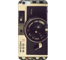 Retro Camera  iPhone Case/Skin