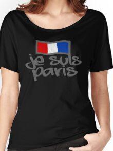 Je Suis Paris - I Am Paris  Women's Relaxed Fit T-Shirt