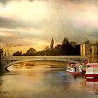 Lendal Bridge by Jean Turner