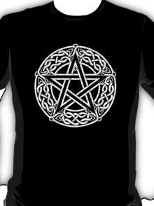 Celtic Pentacle, Pentagram T-Shirt