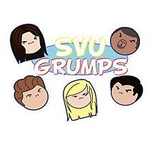 SVU Grumps Photographic Print