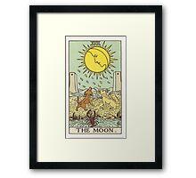Tarot - The Moon Framed Print