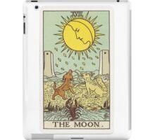 Tarot - The Moon iPad Case/Skin